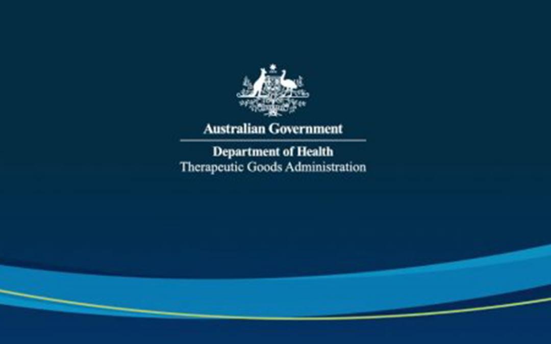 اداره کالاهای درمانی استرالیا (TGA) برای محصولات و کیت های آزمایشگاهی با کلاس خطر A اظهارنامه تطابق را اعلام کرد